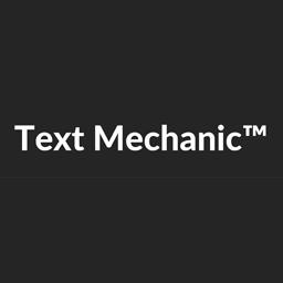 Text Mechanic